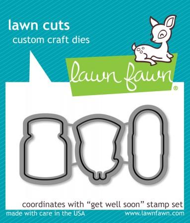 LF Get Well Soon - Lawn Cuts