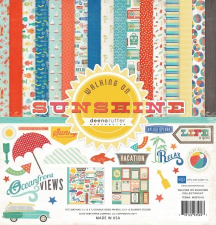 EP Walking On Sunshine Collection Kit