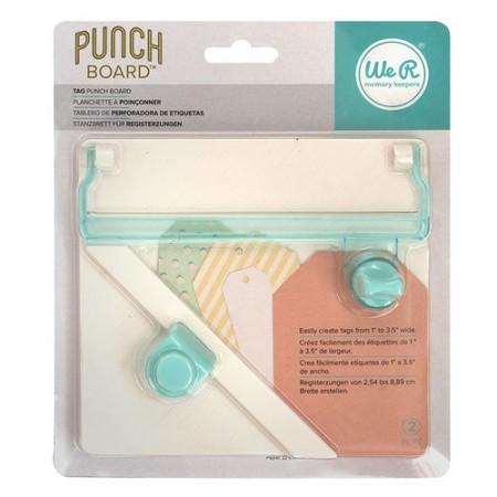 AC Tag Punch Board