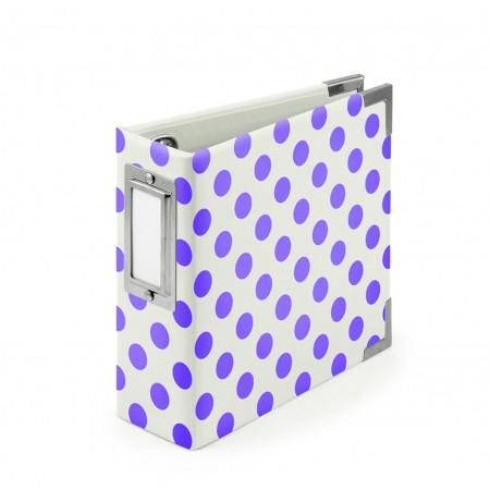 AC Album - 4x4 Neon Purple