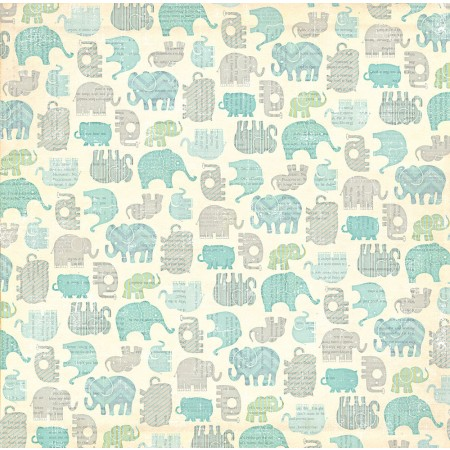 AC Story Time Paper - Elephant Parade