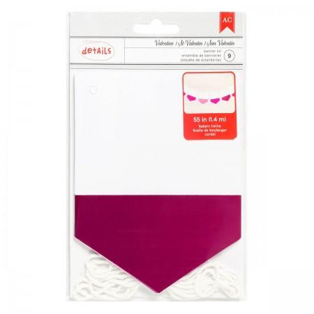 AC Valentine Banner Kit