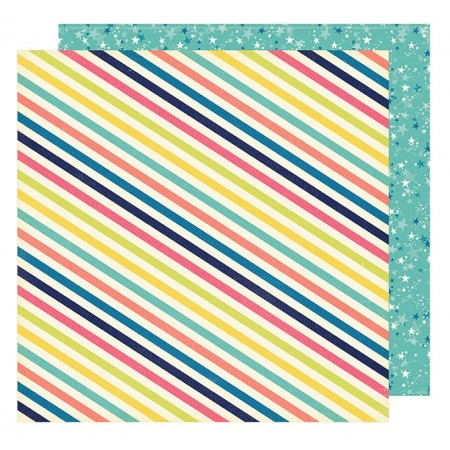 "AC Starshine Double-Sided Cardstock 12""x12"" - Germini"