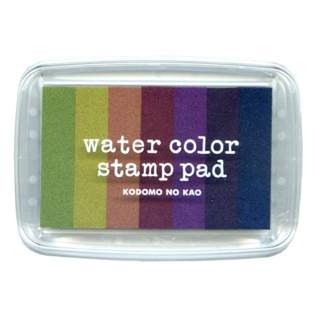 Water color stamp pad-016