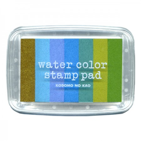 Water color stamp pad-027