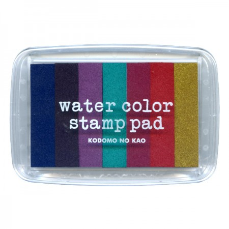 Water color stamp pad-030
