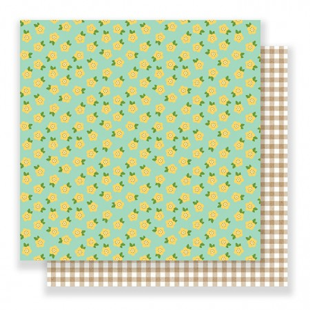 "AC Spring Fling Double-Sided Cardstock 12""x12"" - Blossoms"