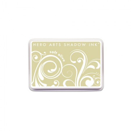 HR Shadow Ink - Soft Olive