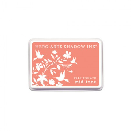 HR Shadow Ink - Pale Tomato Mid-Tone