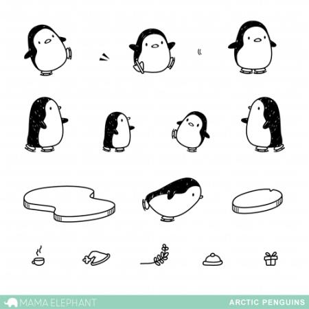 ME Arctic Penguins
