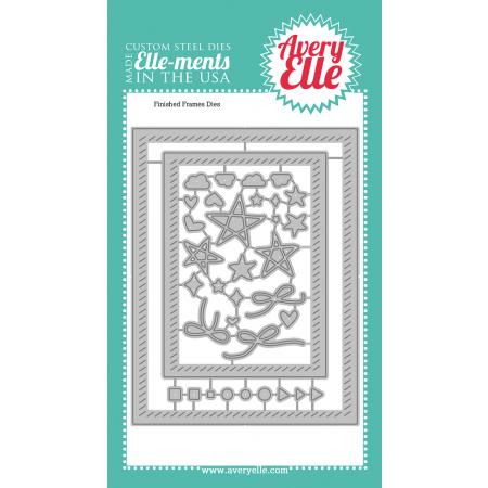 AE Die: Finished Frames Elle-ments