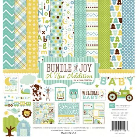 EP Bundle of Joy Boy A New Addition Collection Kit