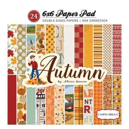 EP Autumn 6x6 Paper Pad