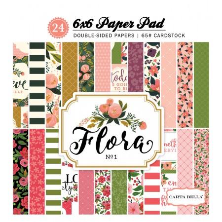 EP Flora No. 1 6x6 Paper Pad