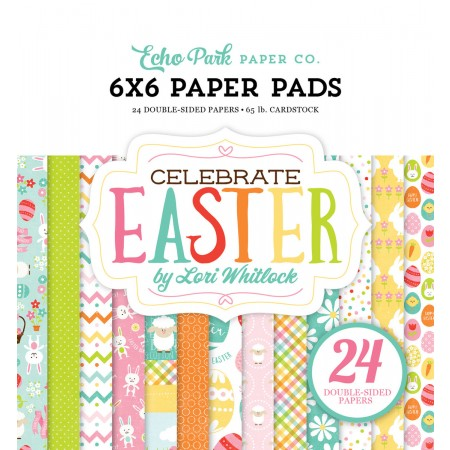 EP Celebrate Easter 6x6 Paper Pad