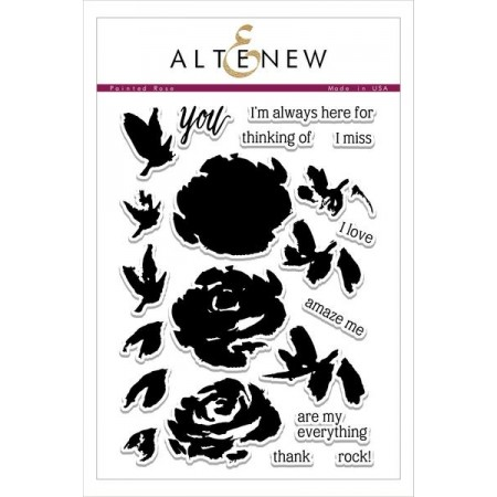ATN Painted Rose Stamp Set