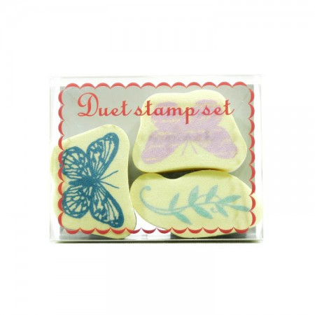 Duet stamp 3S