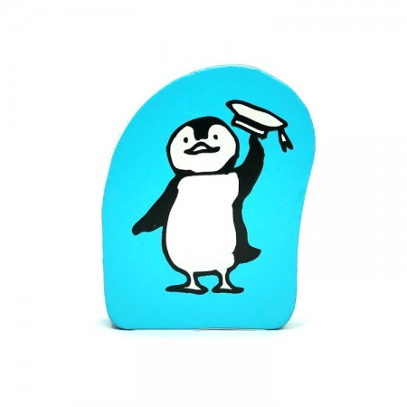Penguin stamp
