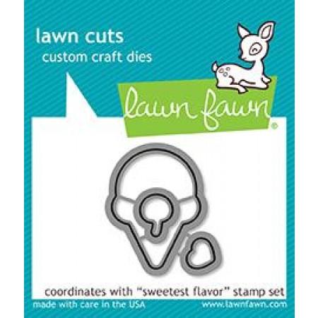 LF sweetest flavor - lawn cuts