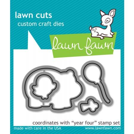 LF Year Four - Lawn Cuts