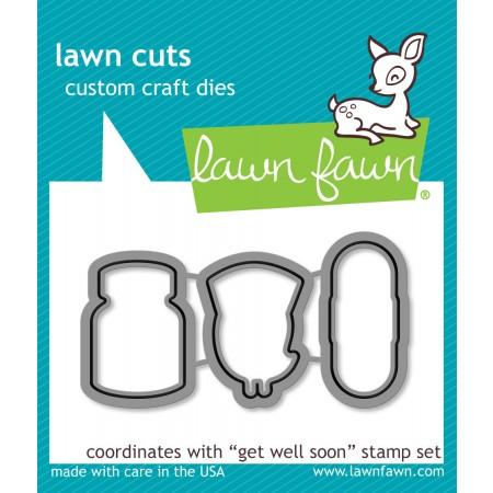 LF Get Well Soon - Lawn Cuts