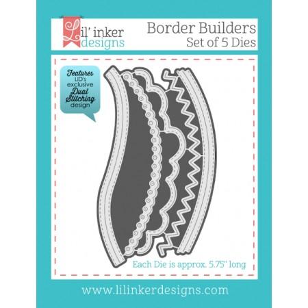 LI Border Builders Die Set