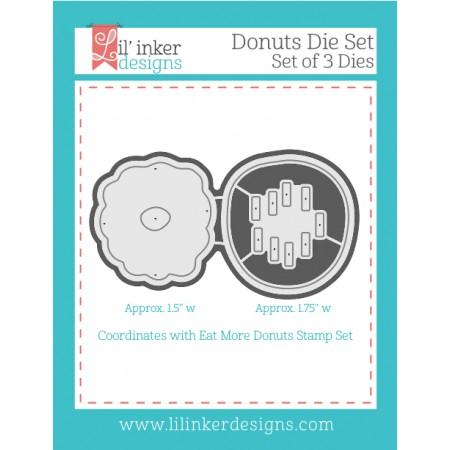 LI Donuts Die Set