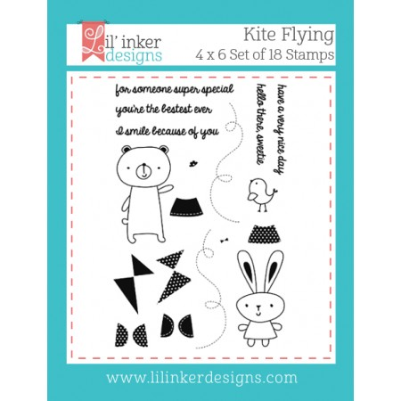 LI Kite Flying Stamps