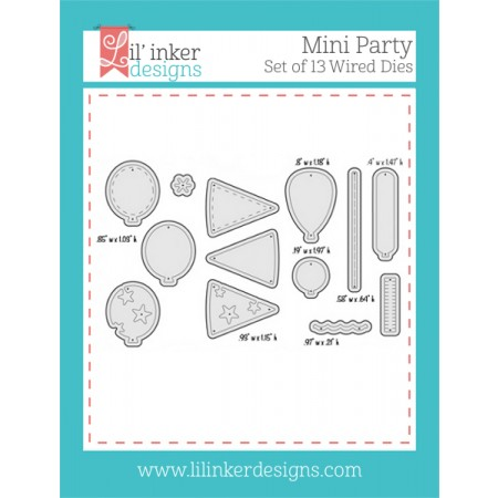 LI Mini Party Die Set
