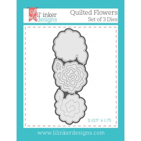 LI Quilted Flower Die Set