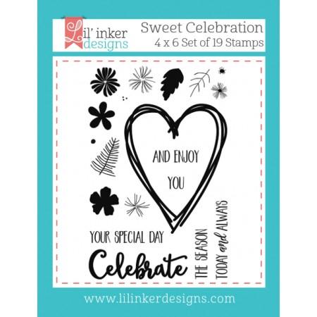 LI Sweet Celebration Stamps