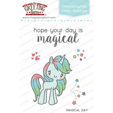 TGF Magical Day - Clear