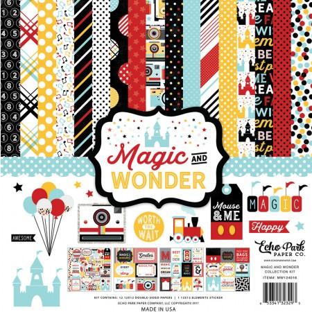 EP Magic & Wonder Collection Kit