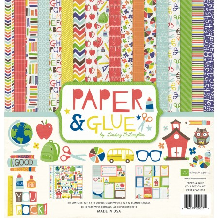 EP Paper & Glue Collection Kit