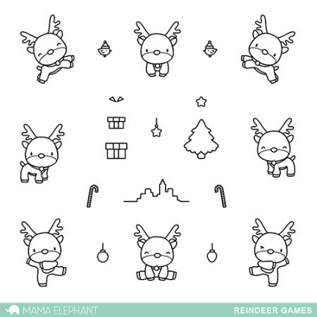 ME Reindeer Games