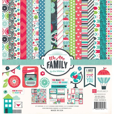 EP We Are Family Collection Kit
