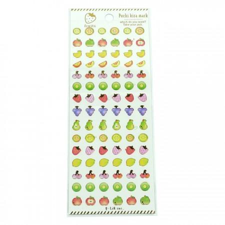 PKM Fruits Stickers