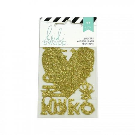 AC HS Love Stickers
