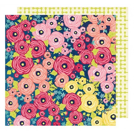 "AC Starshine Double-Sided Cardstock 12""x12"" - Mercury"
