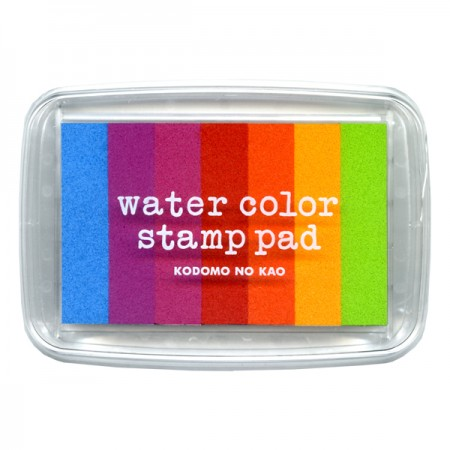 Water color stamp pad-019
