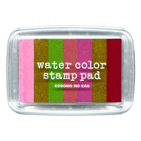 Water color stamp pad-026