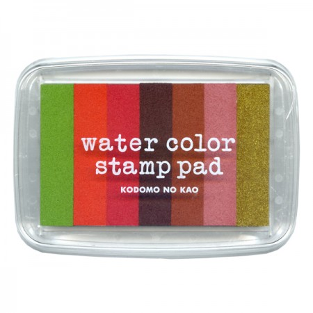 Water color stamp pad-029