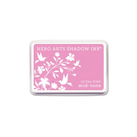 HR Shadow Ink - Ultra Pink Mid-Tone