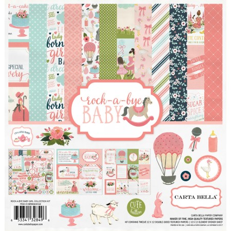 EP Rock-a-Bye Baby Girl Collection Kit