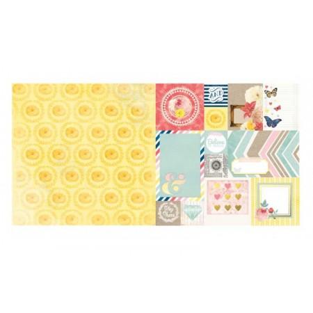 BB Sweet Life Dreams 12x12 Paper