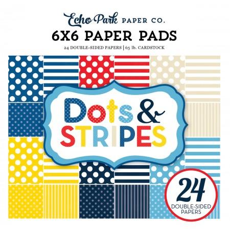 EP Summer Dots 6x6 Paper Pad