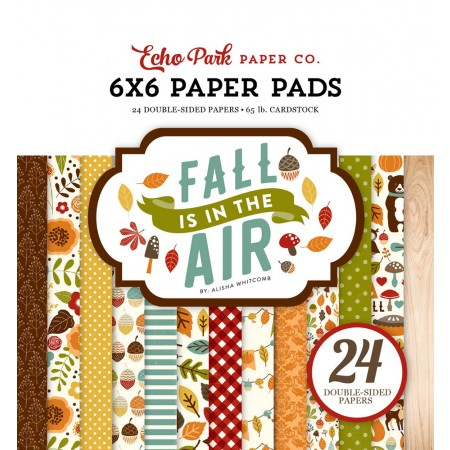 EP Fall is in the Air 6x6 Paper Pad