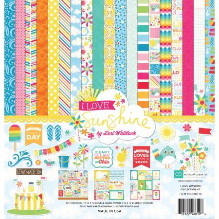 EP I Love Sunshine Collection Kit