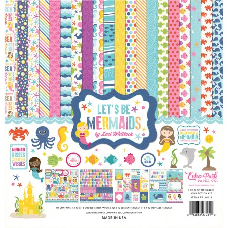 EP Let's Be Mermaids Collection Kit