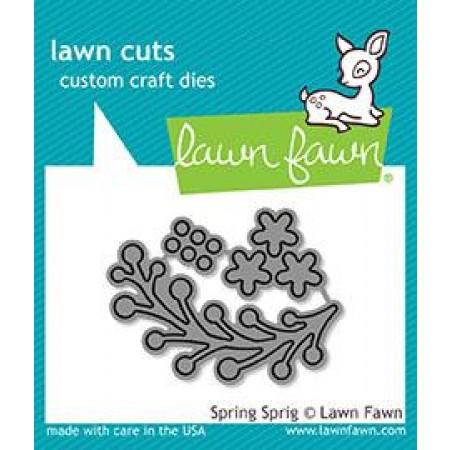 LF spring sprig - lawn cuts